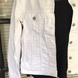 Levi's Jackets & Coats - Levi's White Jean Jacket